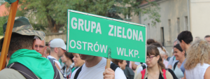 Piesza pielgrzymka na Jasną Górę z Grupą Zieloną @ Konkatedra > Jasna Góra | Ostrów Wielkopolski | wielkopolskie | Polska