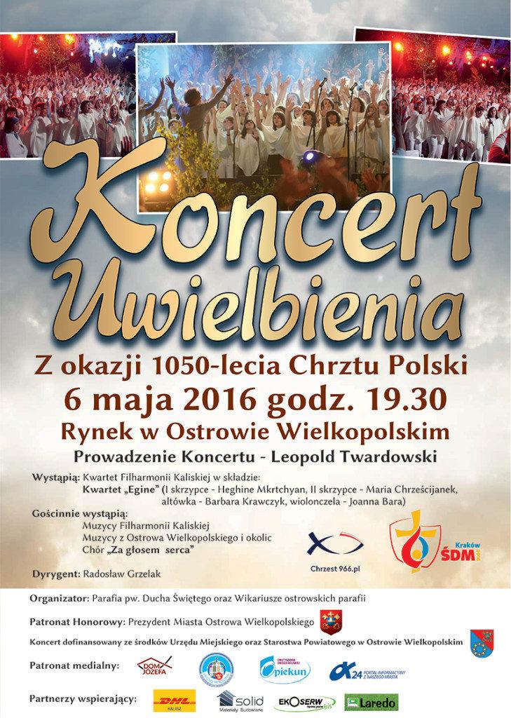 Uwielbienie-koncert