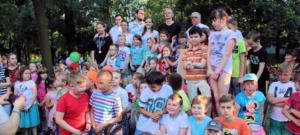 Festyn, gry i zabawy dla dzieci z parafii @ Ogrody proboszczowskie | Ostrów Wielkopolski | wielkopolskie | Polska
