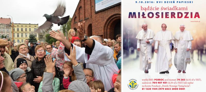 Dzień Papieski wKonkatedrze