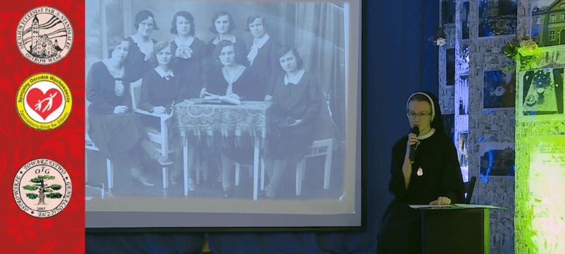 Spotkanie zpostulatorką procesu beatyfikacyjnego s.Włodzimiry Wojtczak