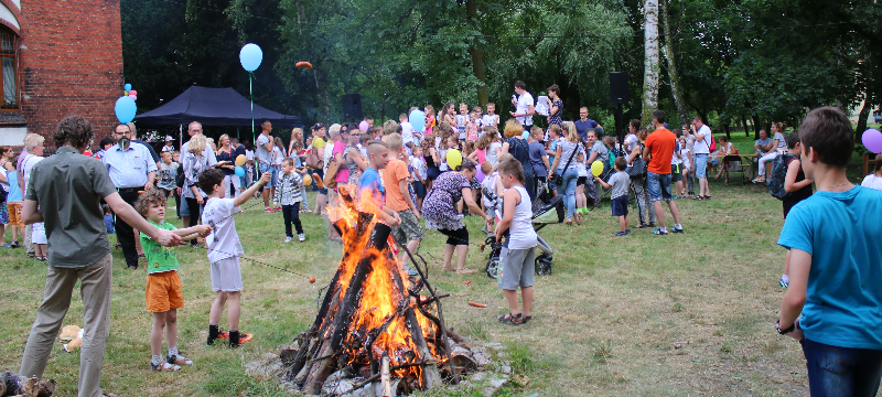 II Festyn Parafialny dla dzieci