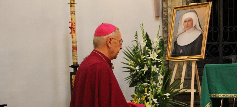Otwarcie procesu beatyfikacyjnego naszczeblu diecezjalnym s. Wojtczak