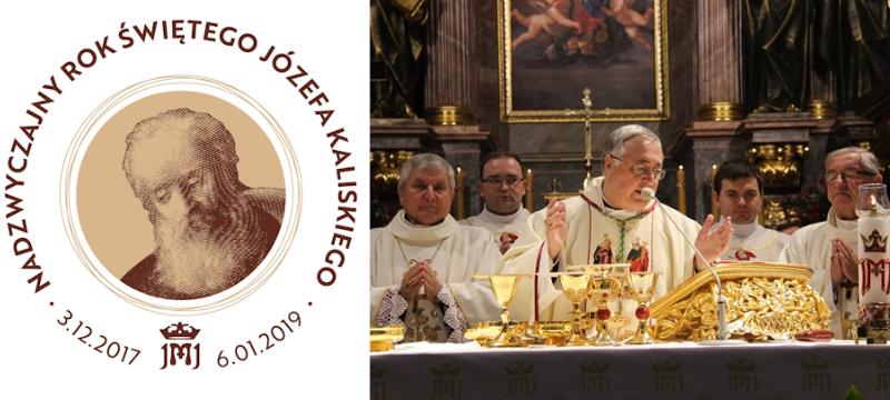 Inauguracja Nadzwyczajnego Roku Świętego Józefa Kaliskiego