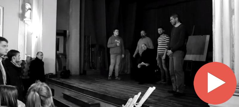 Filmik zpróby #ostrowskiemisterium