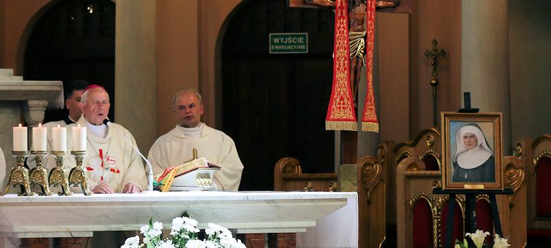 Orychłą beatyfikacje Służebnicy Bożej Siostry Włodzimiry