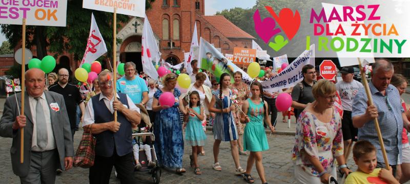 """Marsz dla Życia iRodziny """"Polska Rodziną Silna!"""""""