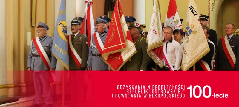 100. rocznica odzyskania niepodległości zMarszałkiem Piłsudskim