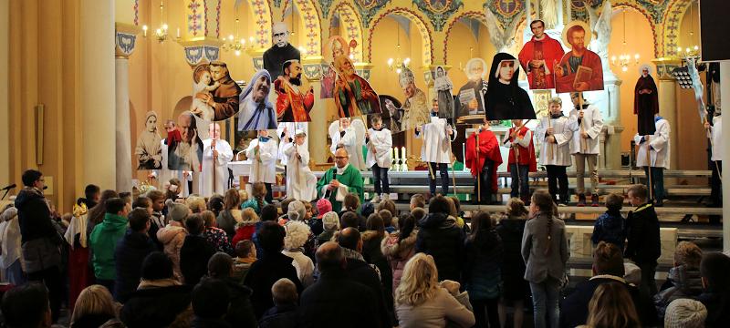 Marsz iBal Świętych
