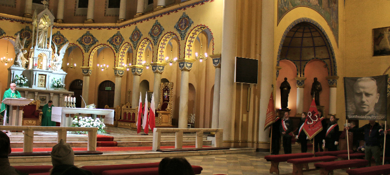 Msza św.wintencji Żołnierzy Wyklętych