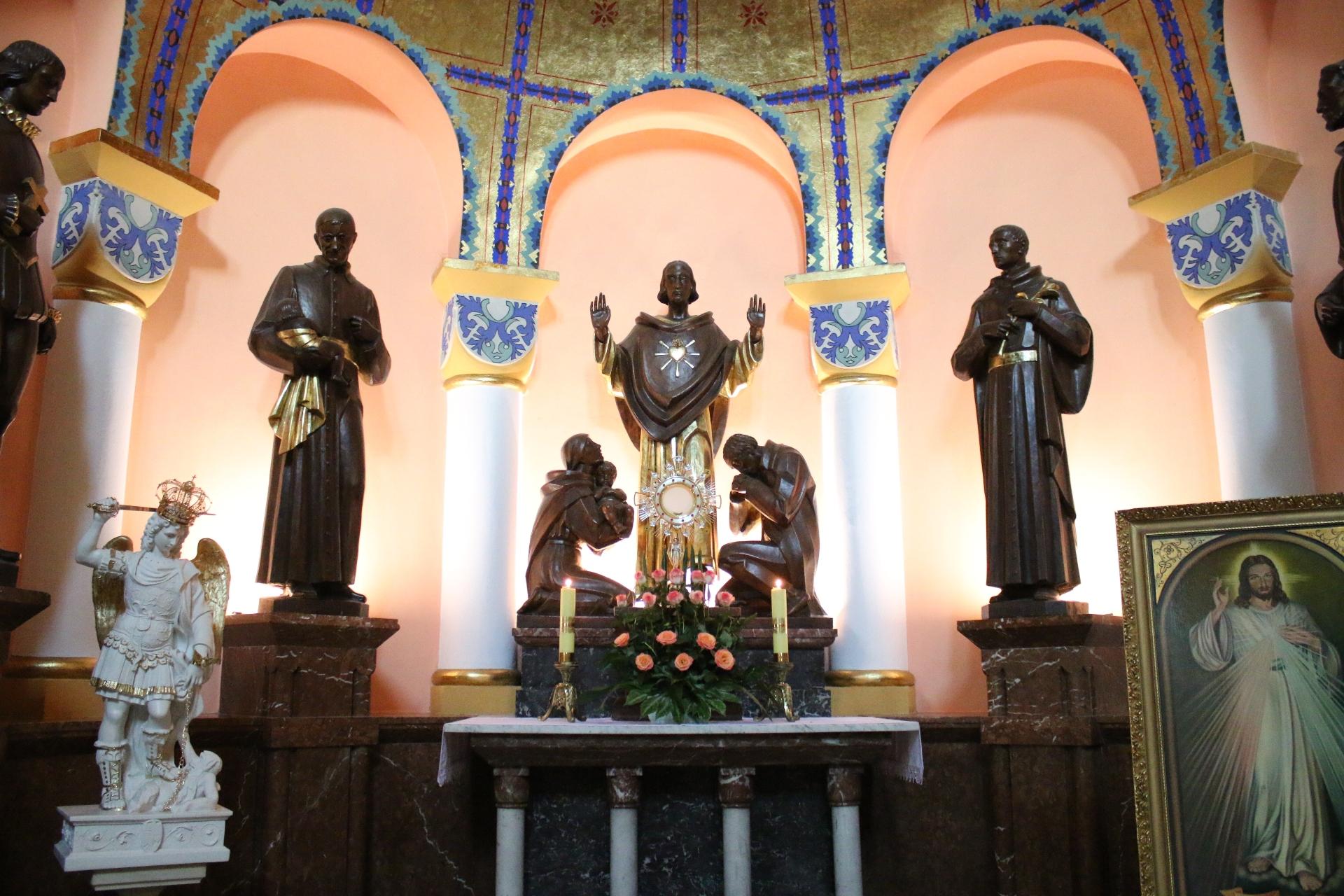 Kaplica Wieczystej Adoracji w Konkatedrze