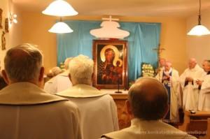 Peregrynacja Obrazu MB Częstochowskiej - Księża Emeryci