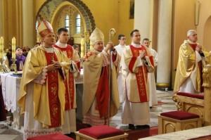 Odpust ku czci św. Andrzeja Apostoła w Konkatedrze 3