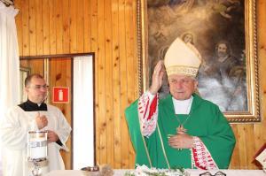 90-lecie kaplicy Świętej Rodziny w DPS w Ostrowie