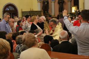 Czuwanie w Dniu Pięćdziesiątnicy - Eucharystia