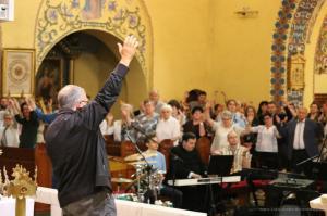 Czuwanie w Dniu Pięćdziesiątnicy - konferencja o. Enrique Porcu