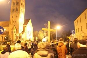 Droga Krzyżowa ulicami miasta 2017
