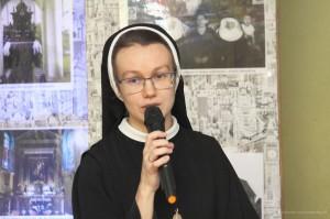 Spotkanie z postulatorką procesu beatyfikacyjnego s.Wojtczak