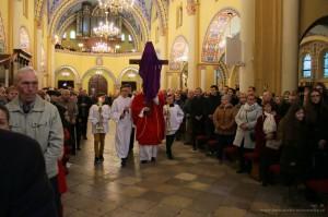 Wielki Piątek - Liturgia Męki Pańskiej 2017