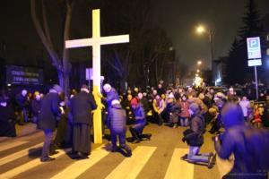 Droga Krzyżowa ulicami Miasta 2018