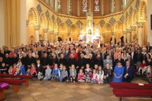 Jubileusz 40-lecia Domowego Kościoła w Konkatedrze