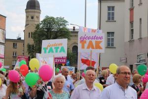 """Marsz dla Życia i Rodziny """"Polska Rodziną Silna!"""""""