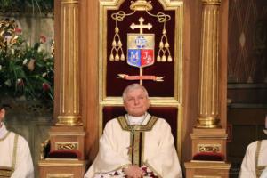 Biskup Edward dziękował za 40 lat kapłaństwa