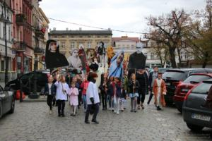 Marsz i bal świętych 2019