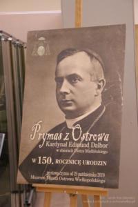 Wystawa Prymas z Ostrowa