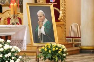 Msza dziękczynna za życie i pontyfikat św. Jana Pawła II