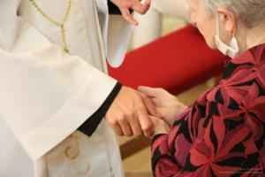 Msza św. z udzieleniem sakramentem chorych