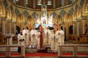 Święcenia kapłańskie w Konkatedrze