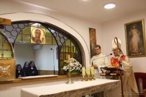 60-lecie obecności sióstr klarysek kapucynek w Ostrowie