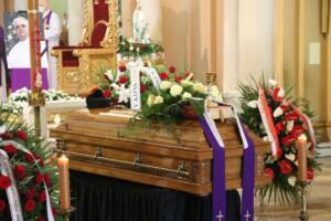 Pogrzeb śp. ks. kan. Krzysztofa Nojmana
