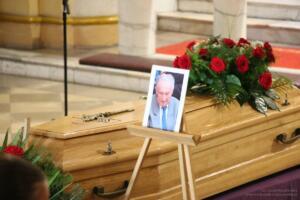 Pogrzeb śp. Jerzego Grzegorskiego