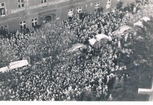 I Peregrynacja Kopii Obrazu MB Częstochowskiej - 24 kwietnia 1966 roku