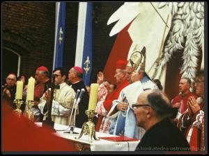 II Peregrynacja Kopii Obrazu MB Częstochowskiej - 7 listopada 1976 roku