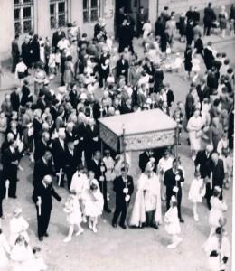 Boże Ciało 1966 r.