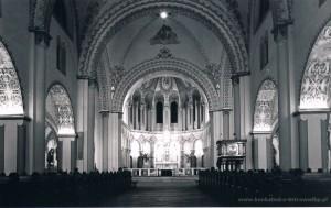 Kościół dawniej...