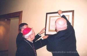 Święty Stanisław BM Patronem niebieskim Ostrowa Wielkopolskiego